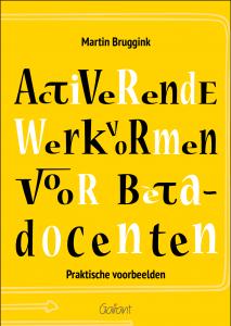 Activerende Werkvormen voor Bètadocenten cover